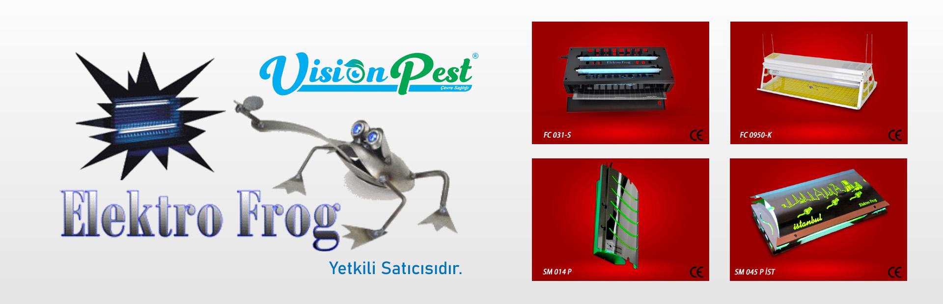 visionpest, elektro frog, elektro frop yetkili satıcısı, elektro frog ürünleri